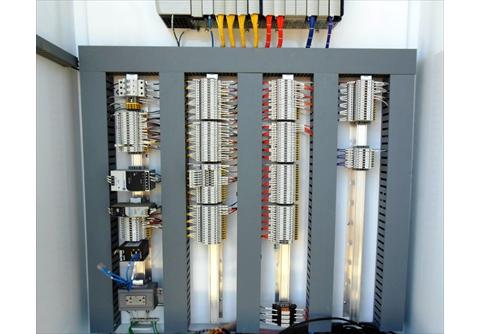 Medium PLC Panel