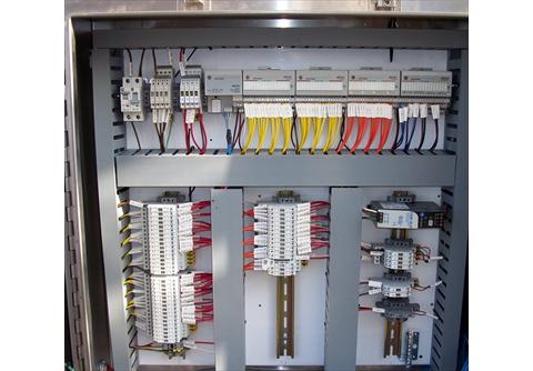 Small PLC Panel